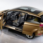 Ford Easy Access Door System